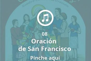 08 Oración de San Francisco