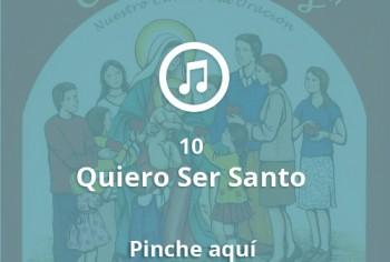 10 Quiero Ser Santo