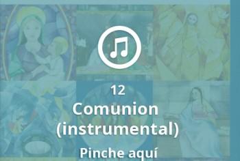 12 Comunión (intrumental)