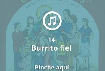 14 Burrito fiel