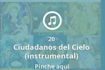 20 Ciudadanos del Cielo (instrumental)