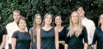"""Lanzamiento Betsaida 4: """"Ciudadanos del Cielo"""", noviembre 2001"""