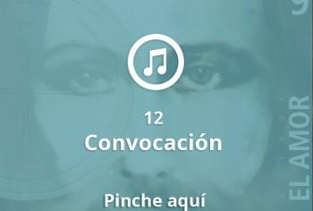 12 Convocación
