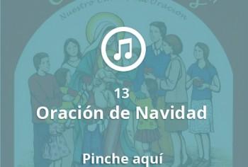 13 Oración de Navidad