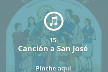 15 Canción a San José