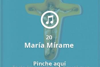 20 María Mírame