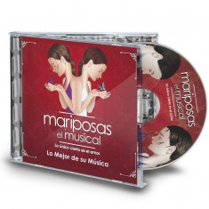 Mariposas el musical (Disco Completo)