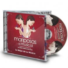 Mariposas el musical (Disco Completo)